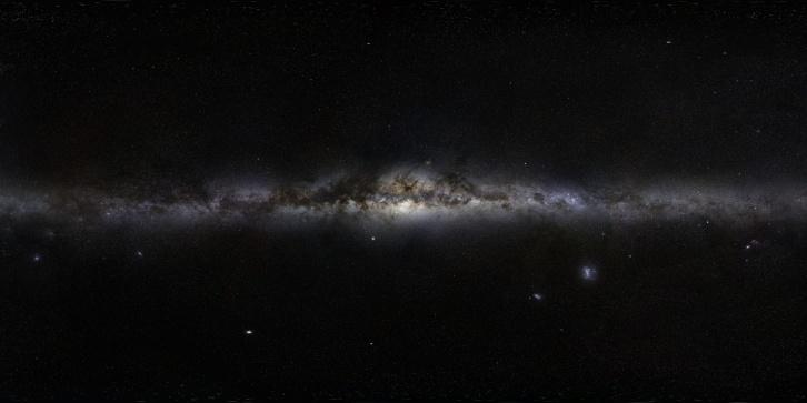 Milky Way Nasa